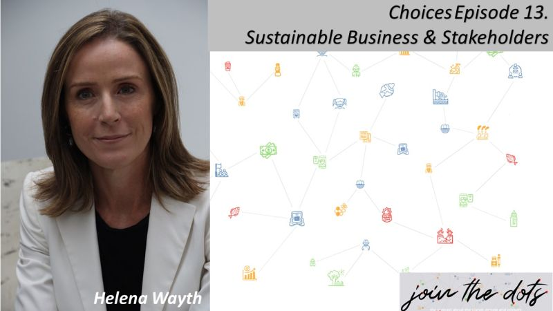 Sustainable Business & Stakeholders